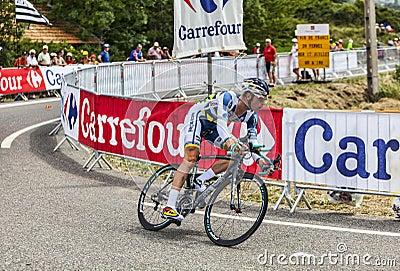 The Cyclist Boy van Poppel Editorial Photography