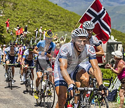 The Cyclist Marcel Kittel Editorial Stock Image