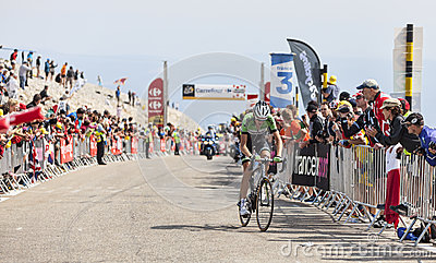 The Cyclist Robert Gesink Editorial Stock Photo