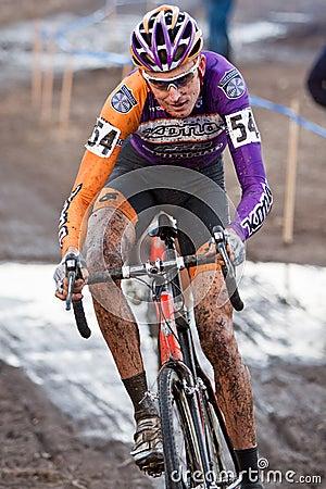 Cyclo-cross National Championship - Elite Men Editorial Photo