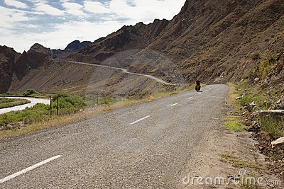 Cyclo - tourism in Iran