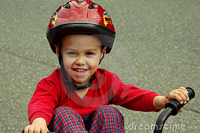 Cykelpojkebarn