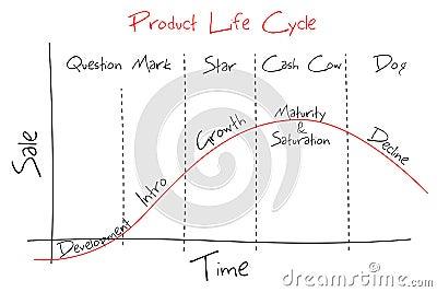 Cykl życia produkt
