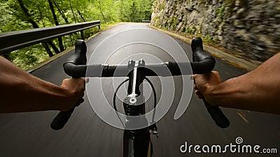 Cykla för väg