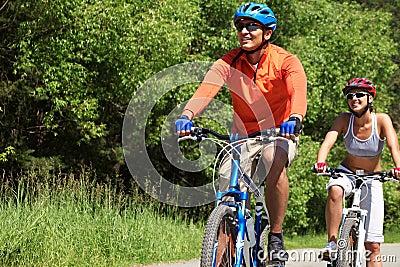 Cykla racen