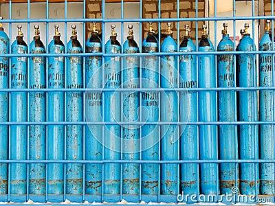 Cylinder  oxygen  medical