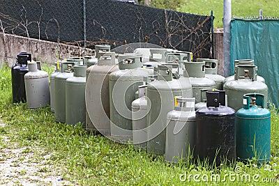 Cylindergas