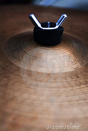 Free Cymbal Royalty Free Stock Photography - 2931067
