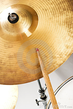 Free Cymbal Royalty Free Stock Photos - 8743398