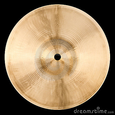 Cymbal Backside
