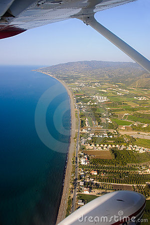 Cyprus aerial photography