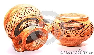 Cyprus vases