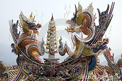 Cyuanhua Temple, Taiwan