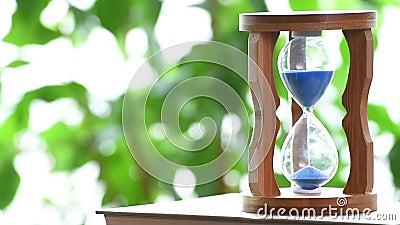 Czas rzeczywisty Hourglass zbiory