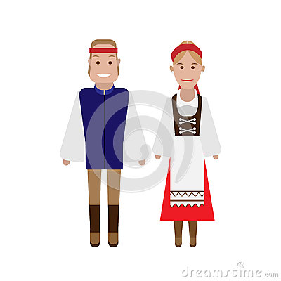 Czech national costume
