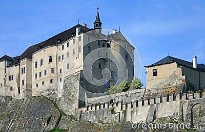 Czech Republic, Castle Sternberg