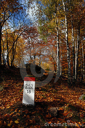 Czech Republic/Poland border