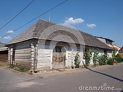 Czernikiewicz family farm, Bodzentyn, Poland