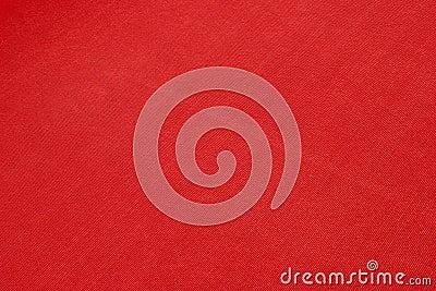 Czerwona sukienna tekstura