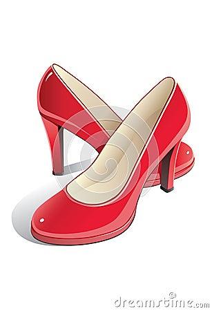 Czerwoni buty