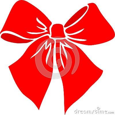 Czerwony eps bow