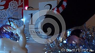 12 décembre la date bloque le calendrier d'avènement clips vidéos