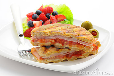 Déjeuner Panini