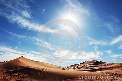 Désert de Sahara