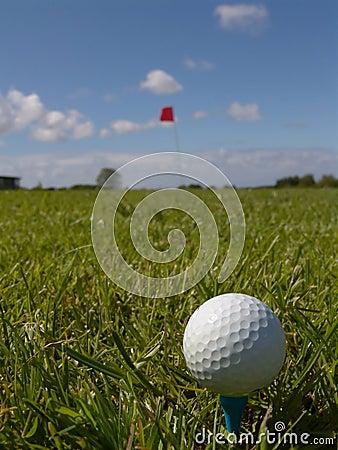 Día perfecto para el golf