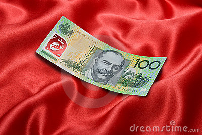 Dólar Bill do Australian cem