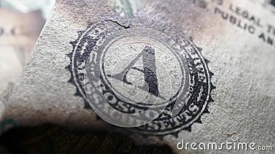 Dólar Queimado video estoque