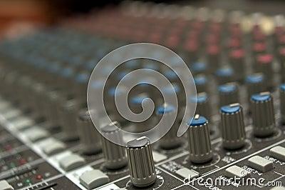 Dźwięk desek kontroli