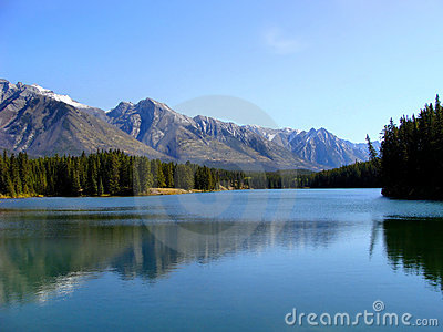 Dźwigarki jezioro dwa