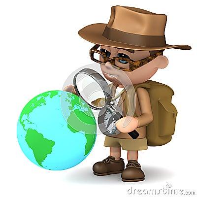 3d探险家世界图片