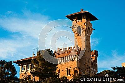 D Albertis Castle