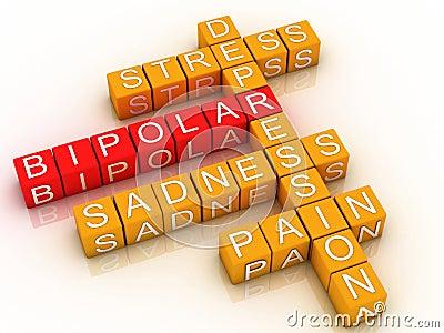 3d Bipolar disorder