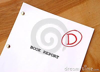 D Book Report