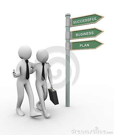 3d business partner successful plan