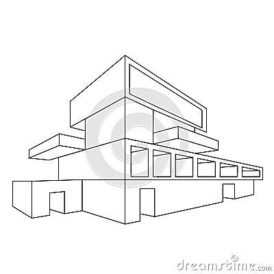 Dessin D'Une Maison En Perspective ~ Gascity For .