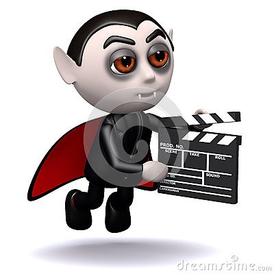 3d Dracula movie