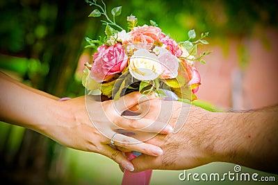 Dê a flor
