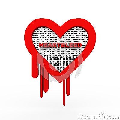 3d heartbleed openSSl security binary data