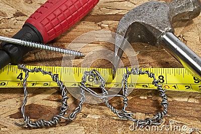 D.I.Y macro mixed tools