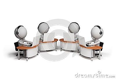 3d person – operators