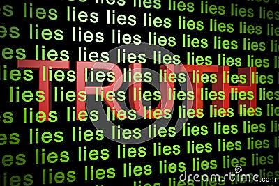 Truth behind the lies