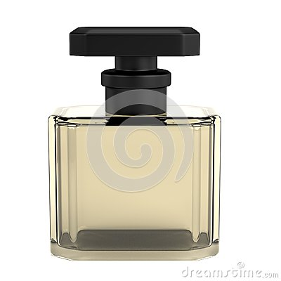 3d render of parfume Stock Photo