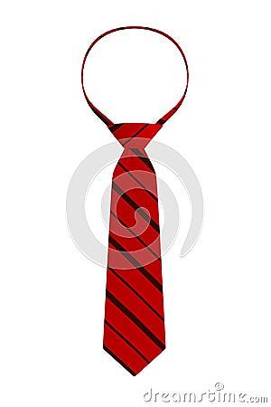 3d render of tie