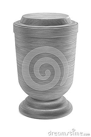 3d render of urn