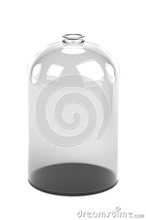 3d render of vase