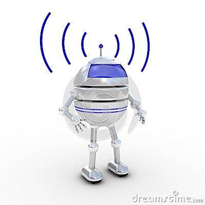 3D robot,